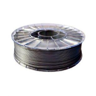 PLA ECO Пластик СТРИМПЛАСТ  1.75 мм,  серебристо-серый, 1.0 кг