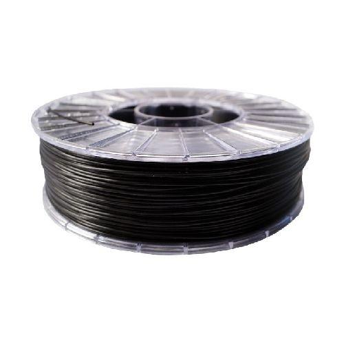PLA ECO Пластик СТРИМПЛАСТ; 1,75 мм; черный, 1,0 кг