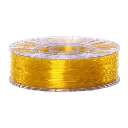 SBS Пластик СТРИМПЛАСТ , 1,75 мм, желтый, 0,75 кг