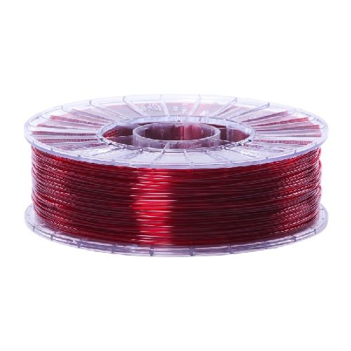 SBS Пластик СТРИМПЛАСТ , 1,75 мм, вишневый, 0,75 кг