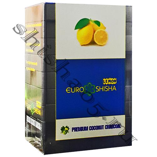 Уголь EuroShisha - FLAT Lemon 22-25мм³ (108куб)