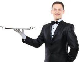 "Официант ""Vip"" обслуживание"