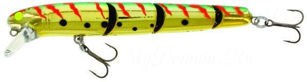 Свимбейт Westin Jatte Multi Jointed, 115 мм, 14 гр, плавающий, #Smoking Jam