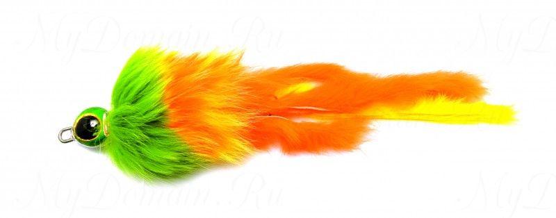 Приманка Westin Monster Fly, 210 мм, 25 гр, медленно тонущая, #Parrot Special