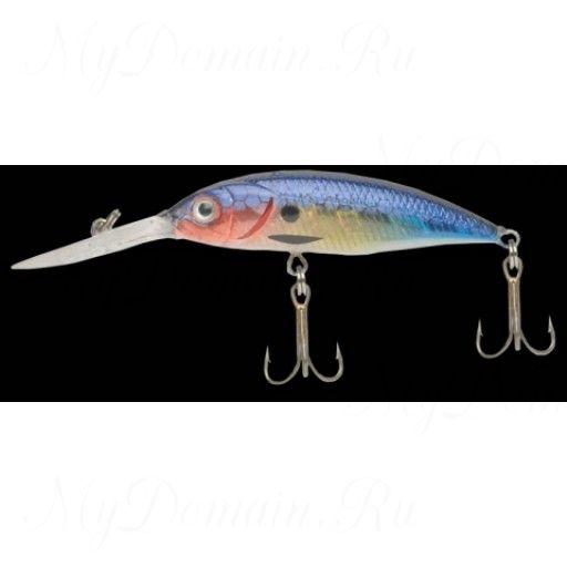 Воблер Wake Jive 50F 5 см, 5гр. плавающий №143 Blue marlin
