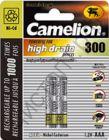 Аккум.Camelion R03 (300mAh)  2BL (24)
