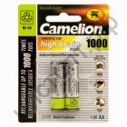 Аккум.Camelion R6 (1000mAh)  2BL (24) Суперцена !!!