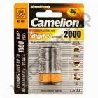 Аккум.Camelion R6 (2000mAh) 2BL (24)