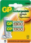 Аккум.GP R6 (1300mAh)  2BL  (20)