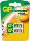 Аккум.GP R6 (1800mAh) 2BL  (20)