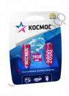 Аккум.КОСМОС R6 (2800mAh) 2BL (24)