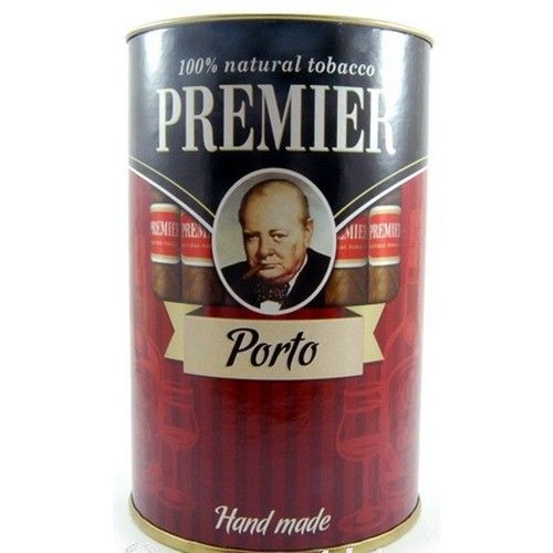 Сигариллы Premier Porto туба 35 шт.