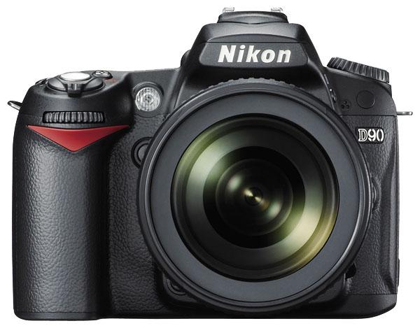 Nikon D90 body (Eng)