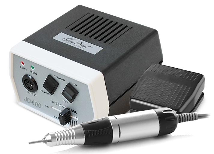 Аппарат для педикюра и маникюра JD400 до 30000т. оборотов 35W (без педали)