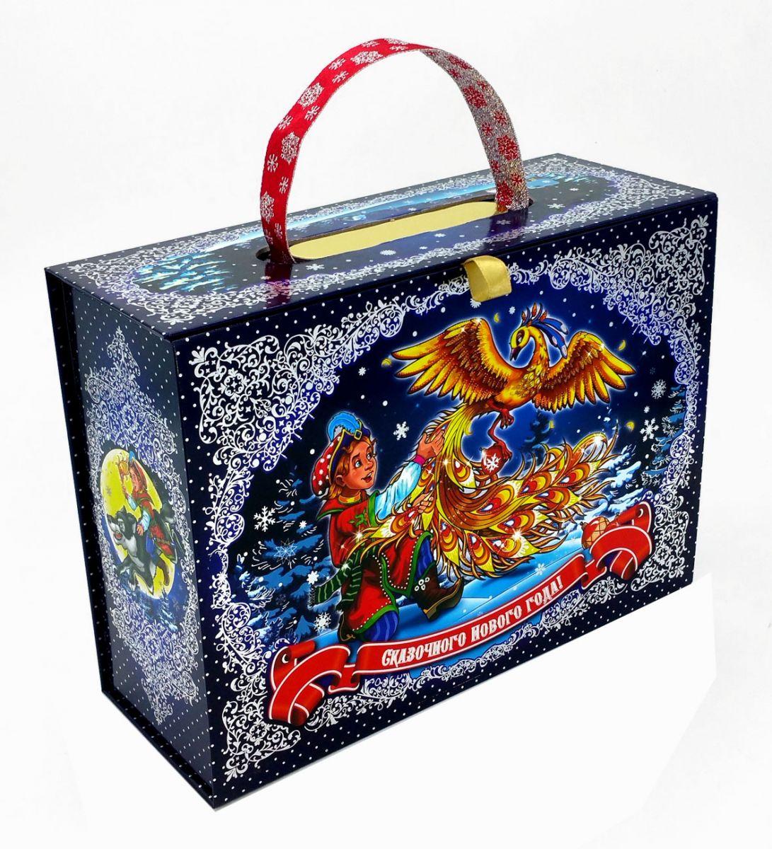 Чемодан Жар-Птица 1300 грамм