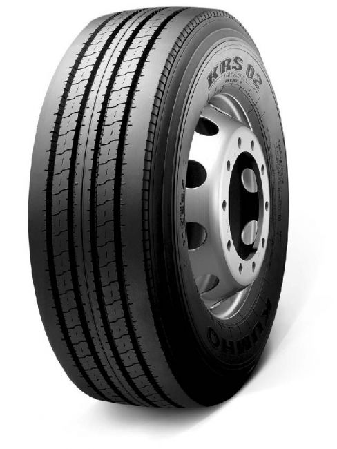 Кумхо 7.50R16 KRS02 TT PR12 121/120 M Региональная Рулевая