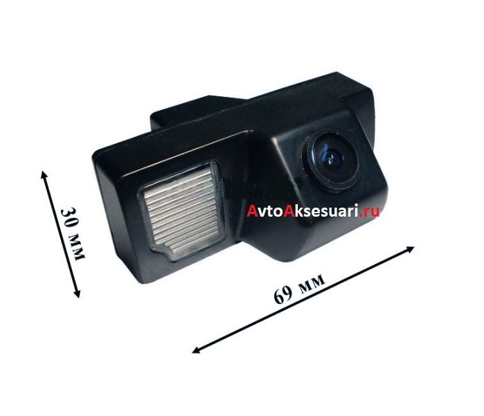 Камера заднего вида для Lexus LX 570 2007+
