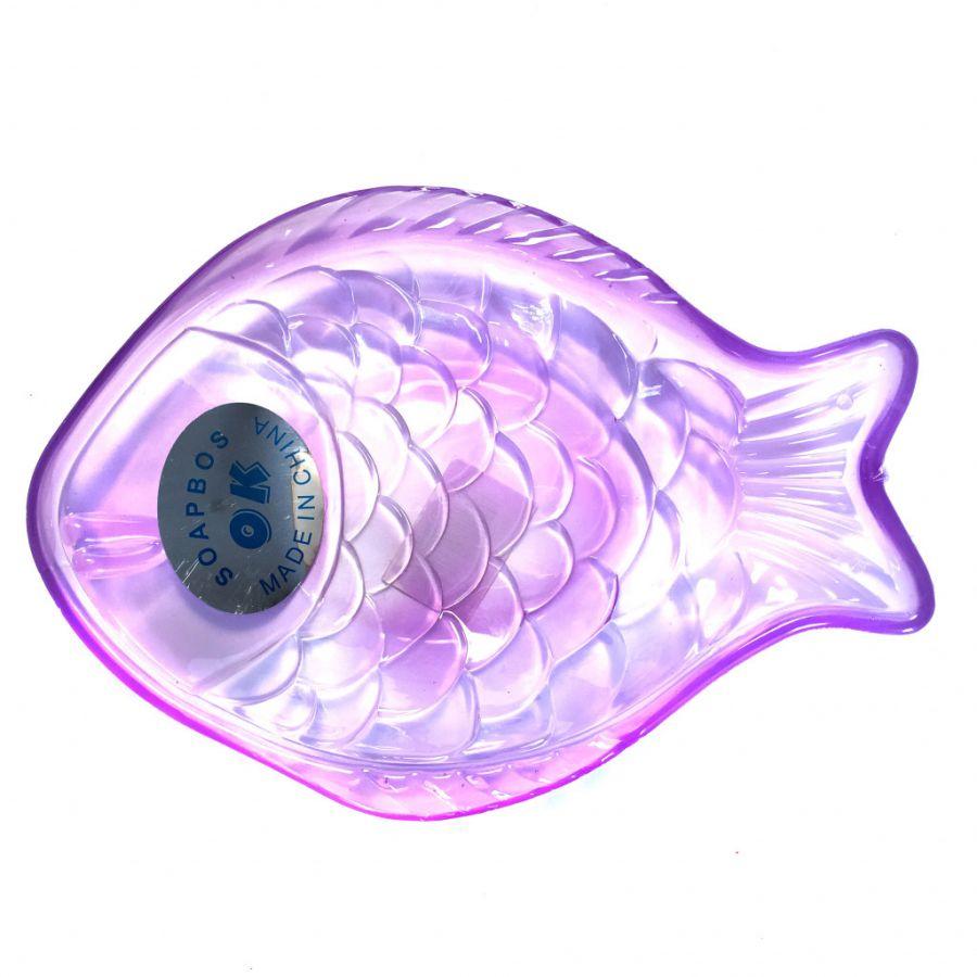 Мыльница в форме рыбки Soapbos
