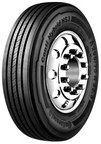CONTINENTAL HS3 385/65R22.5 160K TL Conti Hybrid M+S EU рулевая ось