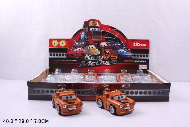 0583-12 Машинки Тачки