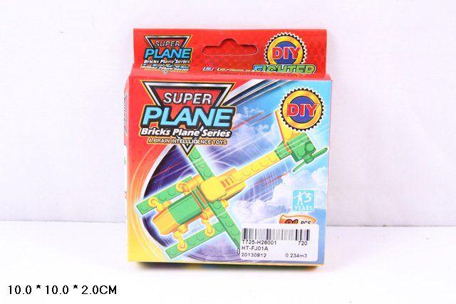 HT-FJ01A Конструктор Plane