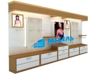 Мебель для магазина женского белья