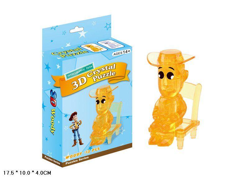 29033 Ковбой Woody 3Д Пазл