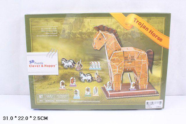 ZS003 Троянский конь
