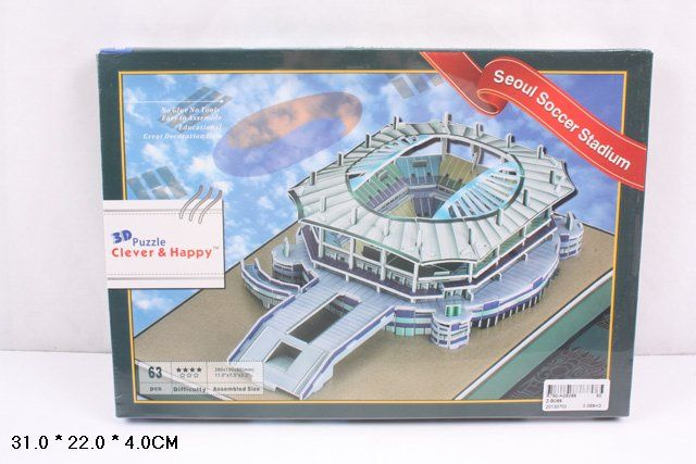 ZB088 Сеульский футбольный стадион