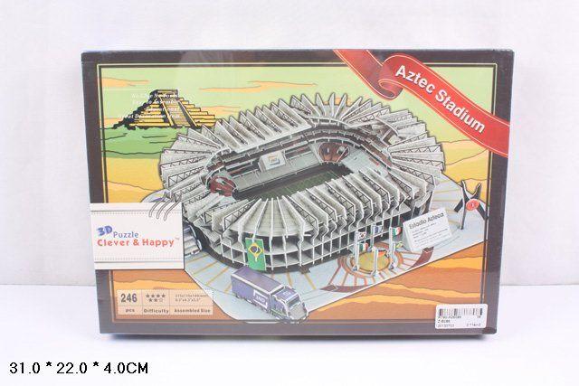 ZB086 Ацтека стадион Мексика 246 деталей