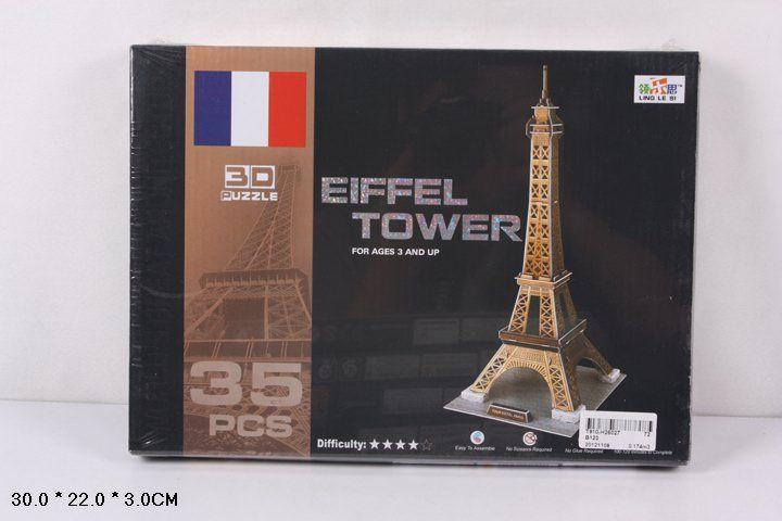 B123 Ейфелева башня 35 деталей