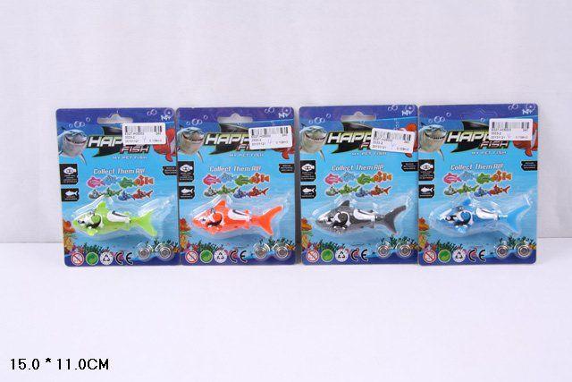 3333-2 Рыбка робот плавающая
