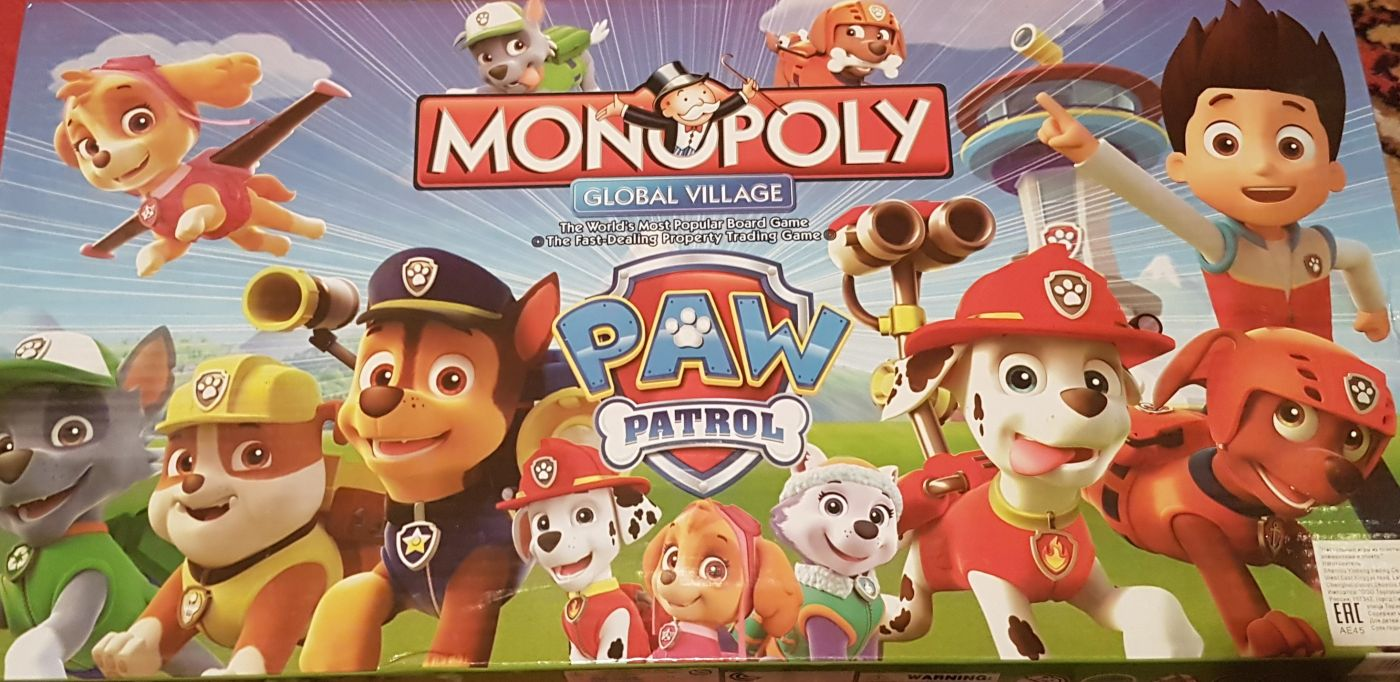 192-5 Монополия Патруль