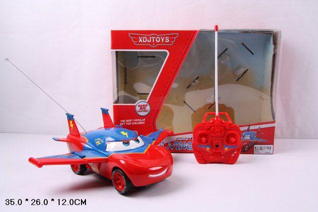 699-48 Автомобиль Тачка с крыльями на радиоуправлении