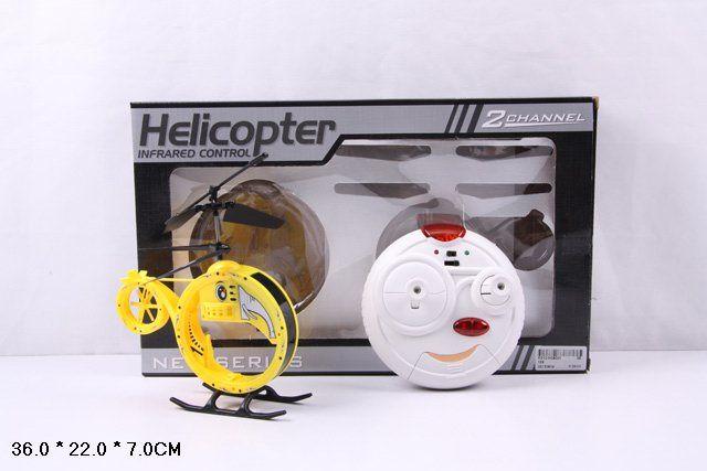 106 Вертолет с гироскопом