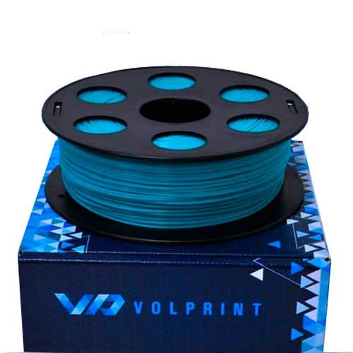 ABS пластик VolPrint 1,75мм изумрудный, 1кг