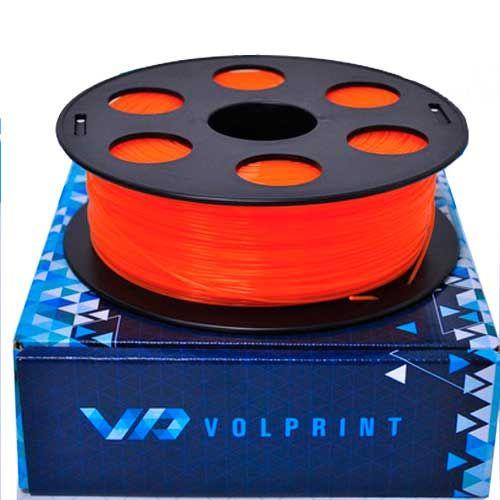 ABS пластик VolPrint 1,75мм оранжевый, 1кг