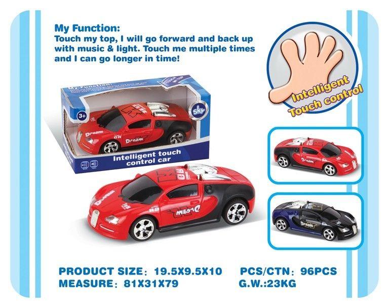 5821 Машина свет музыка управление жестами
