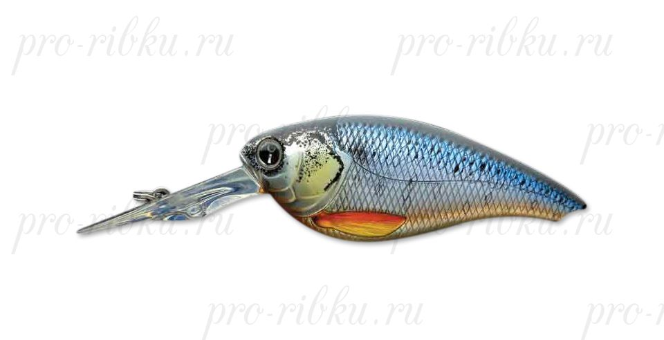 Воблер Izumi Crank 60F, #1 Blue Shinner