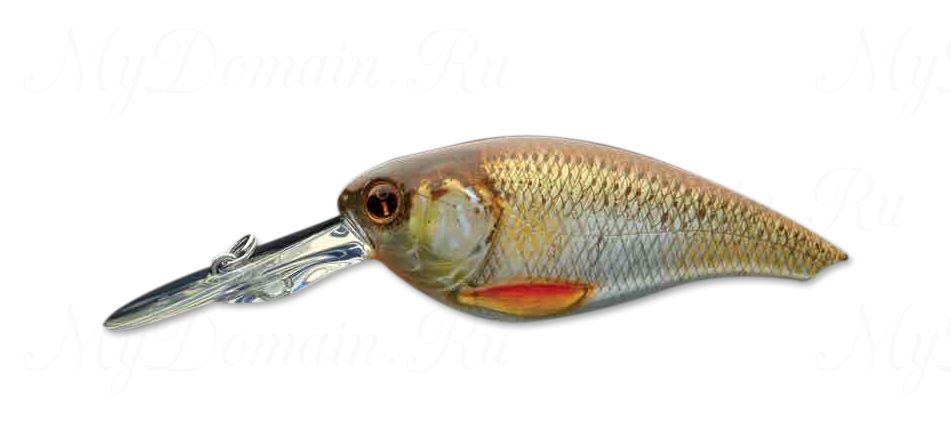 Воблер Izumi Crank 60F, #3 Brown Gold Shinner