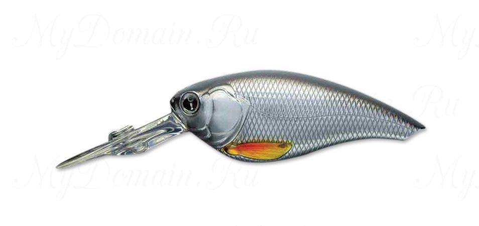Воблер Izumi Crank 60F, #9 Silver Shad