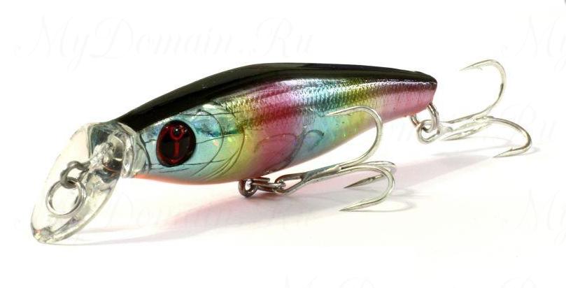 Воблер Izumi Eimann Roll 65SS, #13 Rainbow B.B.