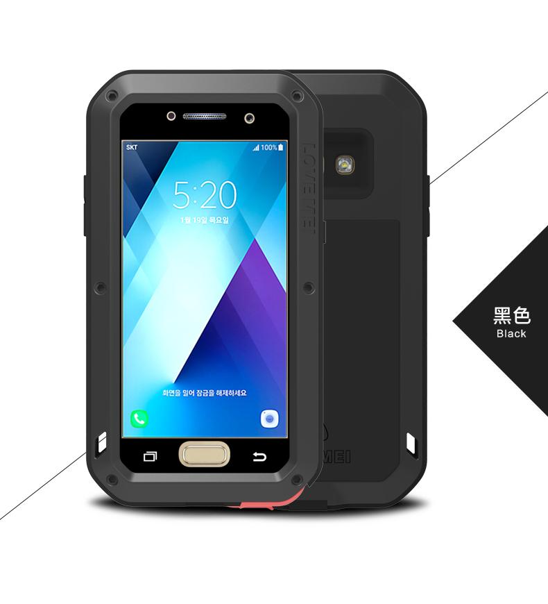 Антивандальный чехол LOVE MEI POWERFUL для Samsung Galaxy A5 2017 SM-A520