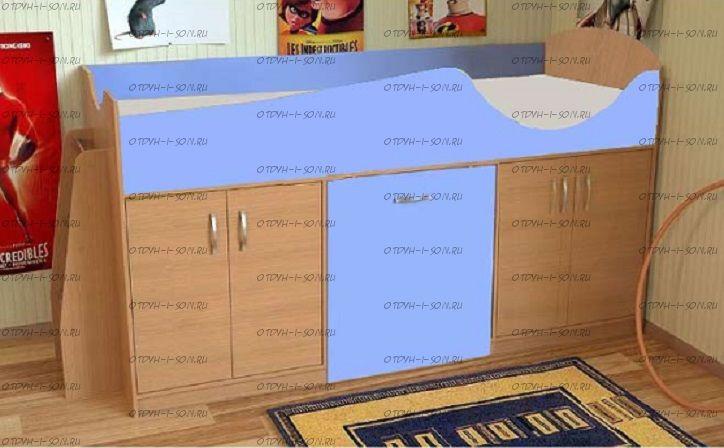 Кровать-чердак Карлсон МИНИ-3 (15.7.003)