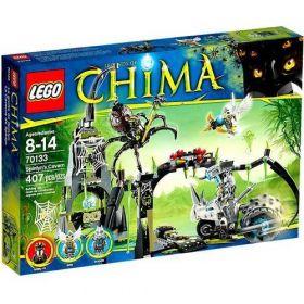 Lego Legends of Chima 70133 Пещера паучихи Спинлин