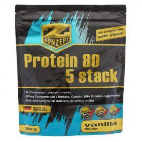 Z-Konzept Protein 80 5 stack  (750 гр.)