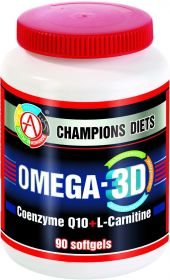 Academiya-T Omega 3D (90 капс.)
