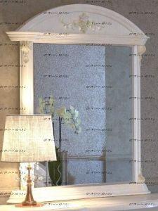 Зеркало СД-06 Да Винчи МДФ (920х130х1073) (Спальня)