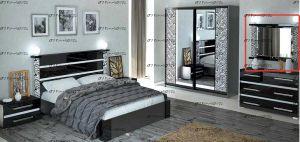 Зеркало СР-03 Сан-Ремо МДФ (1060х170х936) (Спальня)