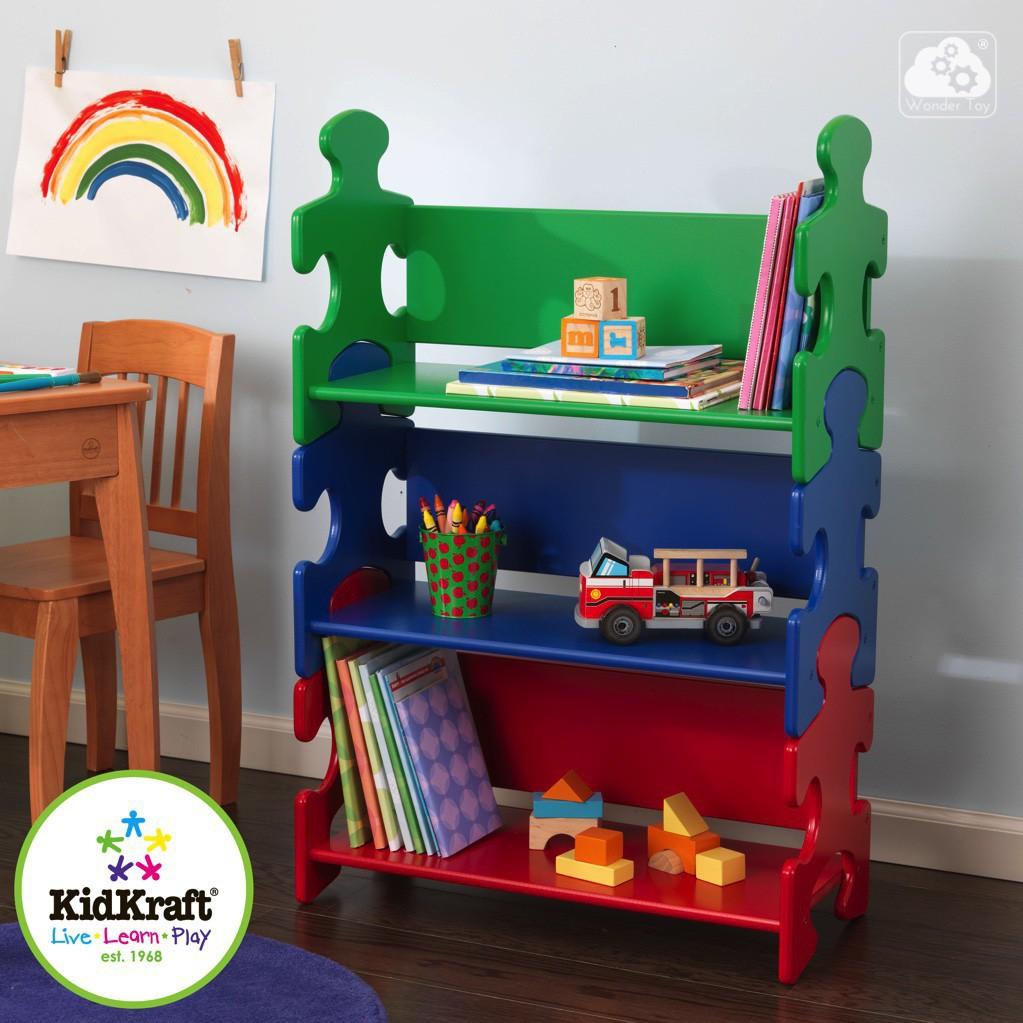 """Система для хранения игрушек """"пазл"""" Kidkraft 14400"""